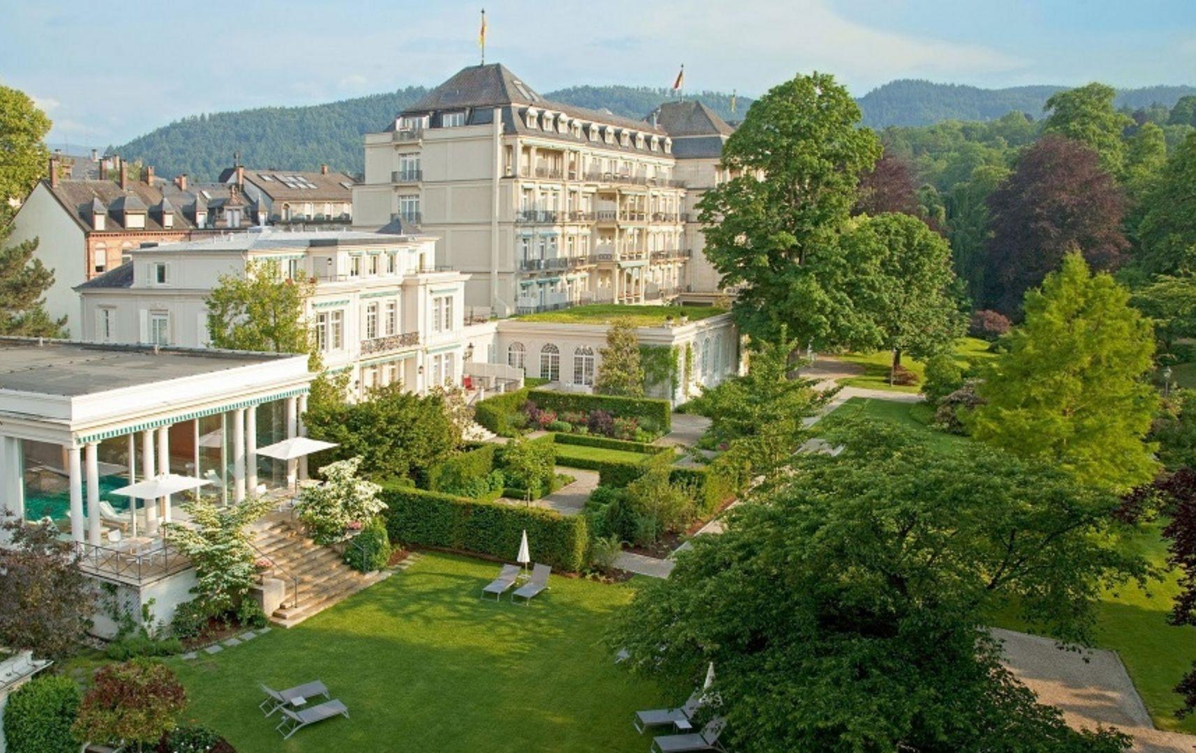 Brenners Hotel Baden Baden Reisebericht Beisert