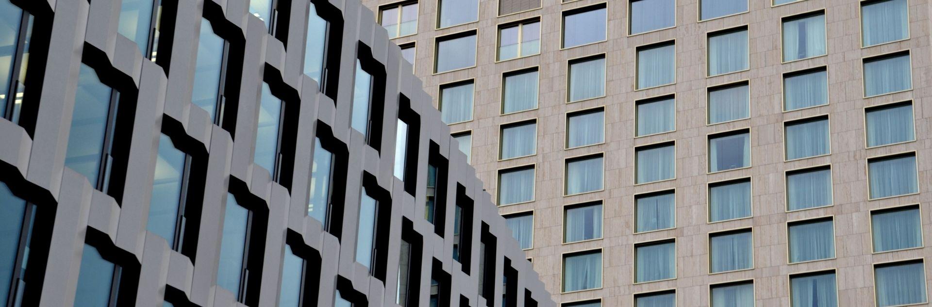 Bürogebäude in Zürich