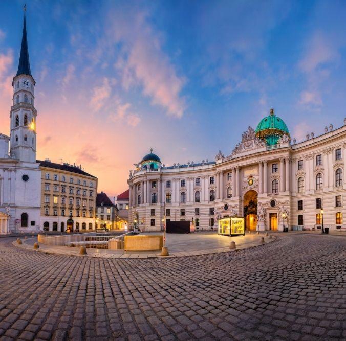 Wien Innenstadt Platz