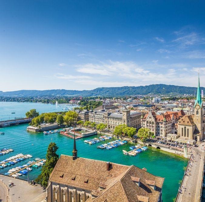 Zürich am See