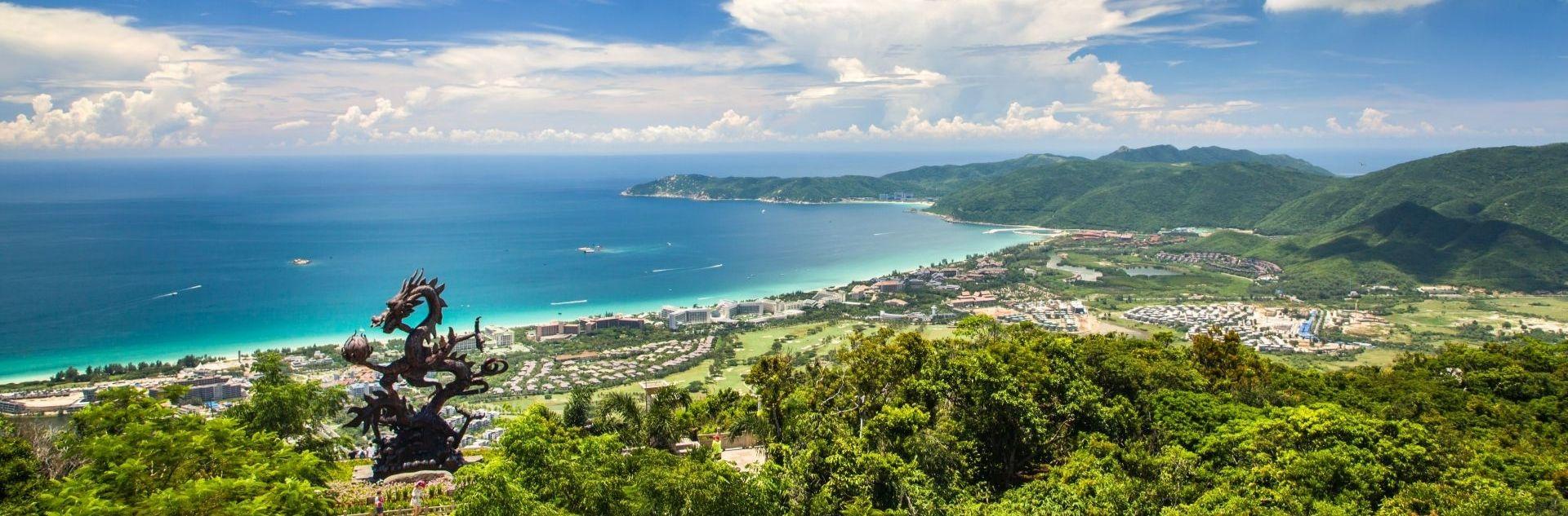 Hainan Küste