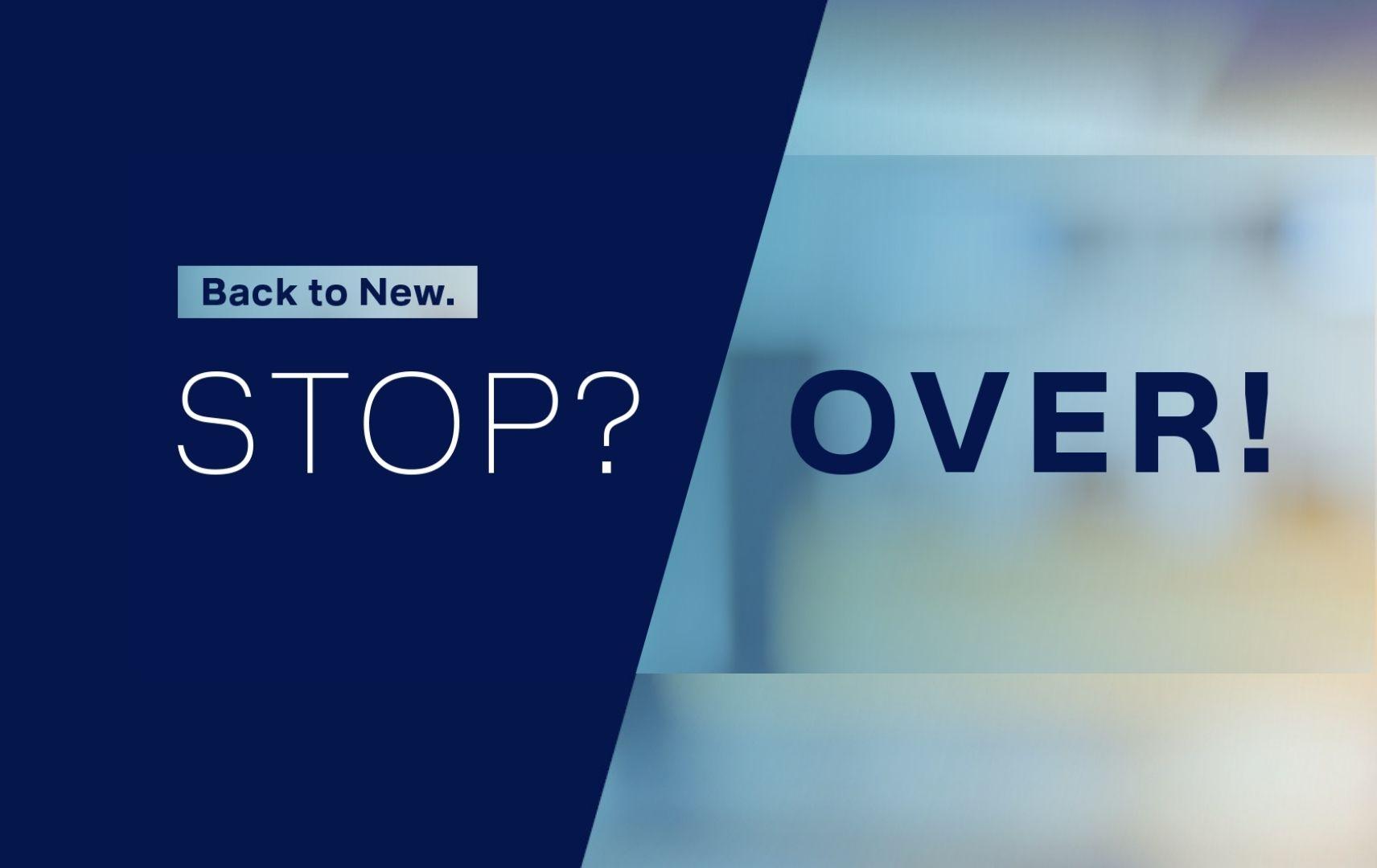 Stop? Over! Entdecken Sie die Vorteile unserer Experten für Geschäftsreisen