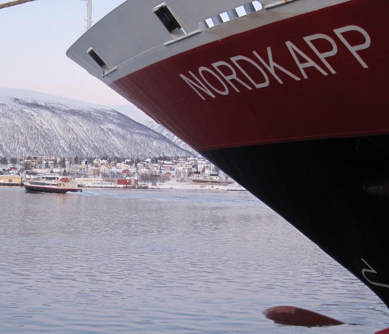 Kreuzfahrt Hurtigruten Nordkapp