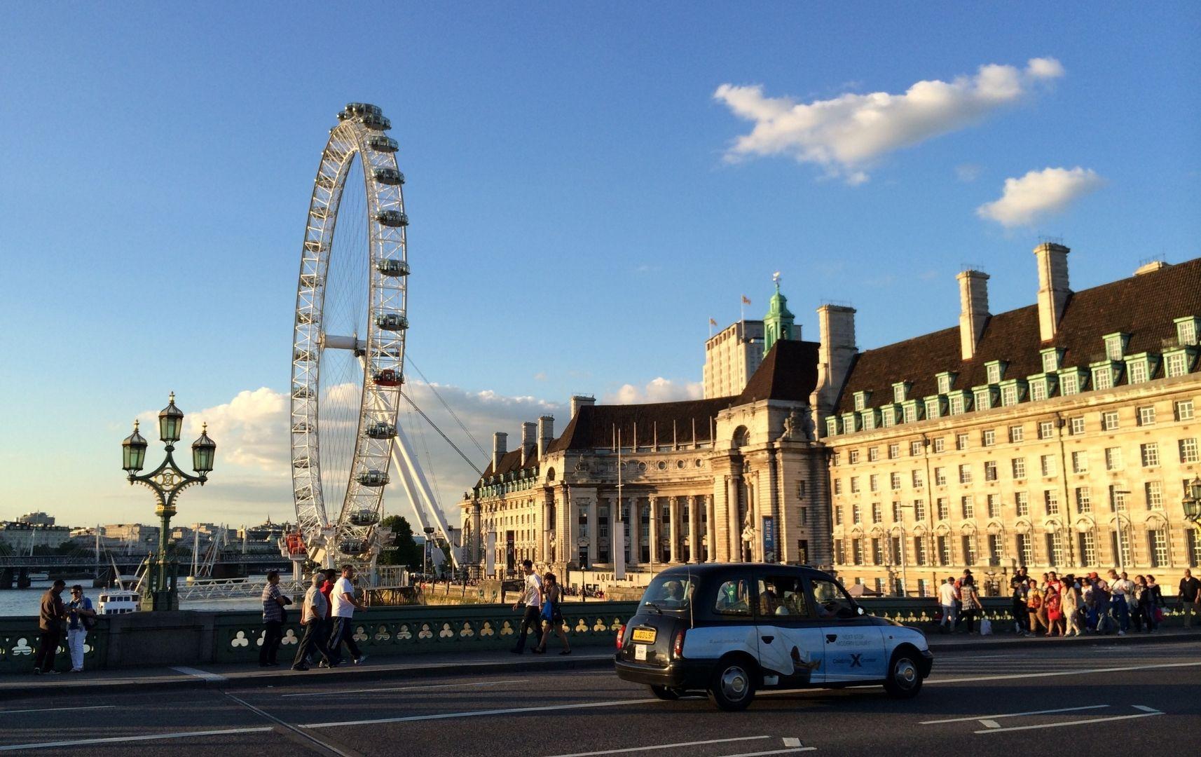 Städtereise Reisebereicht London