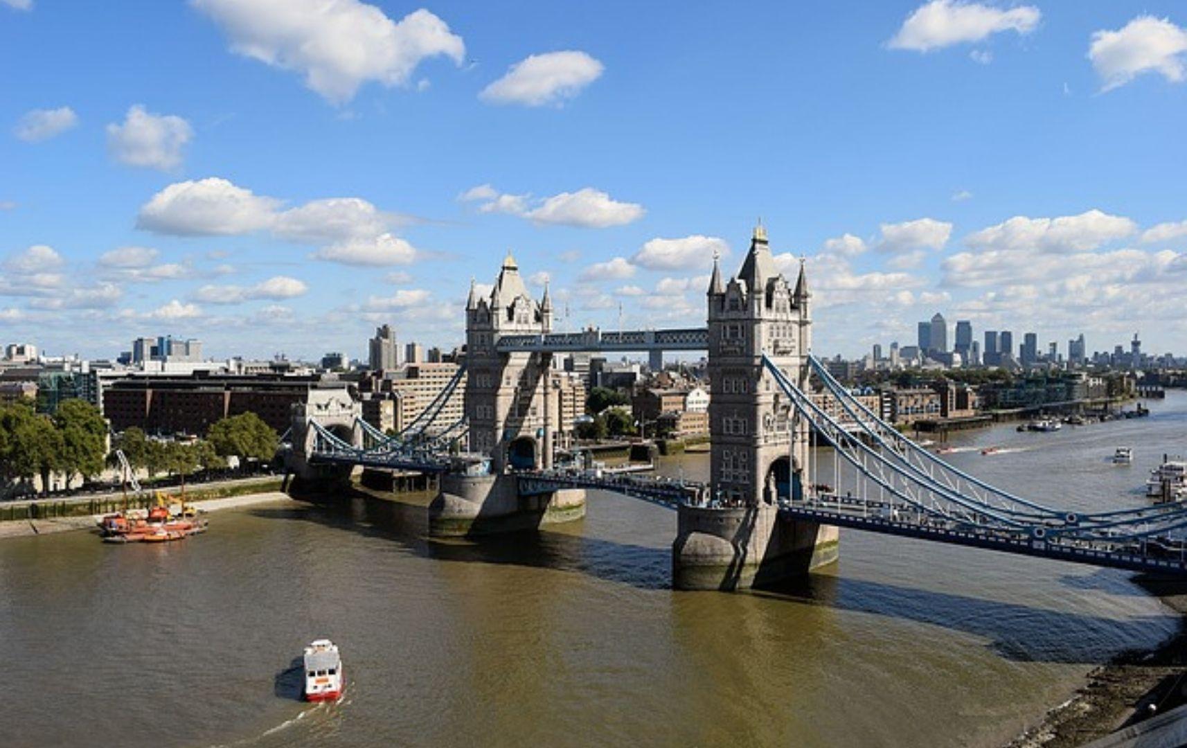 Reisebericht London Towerbridge