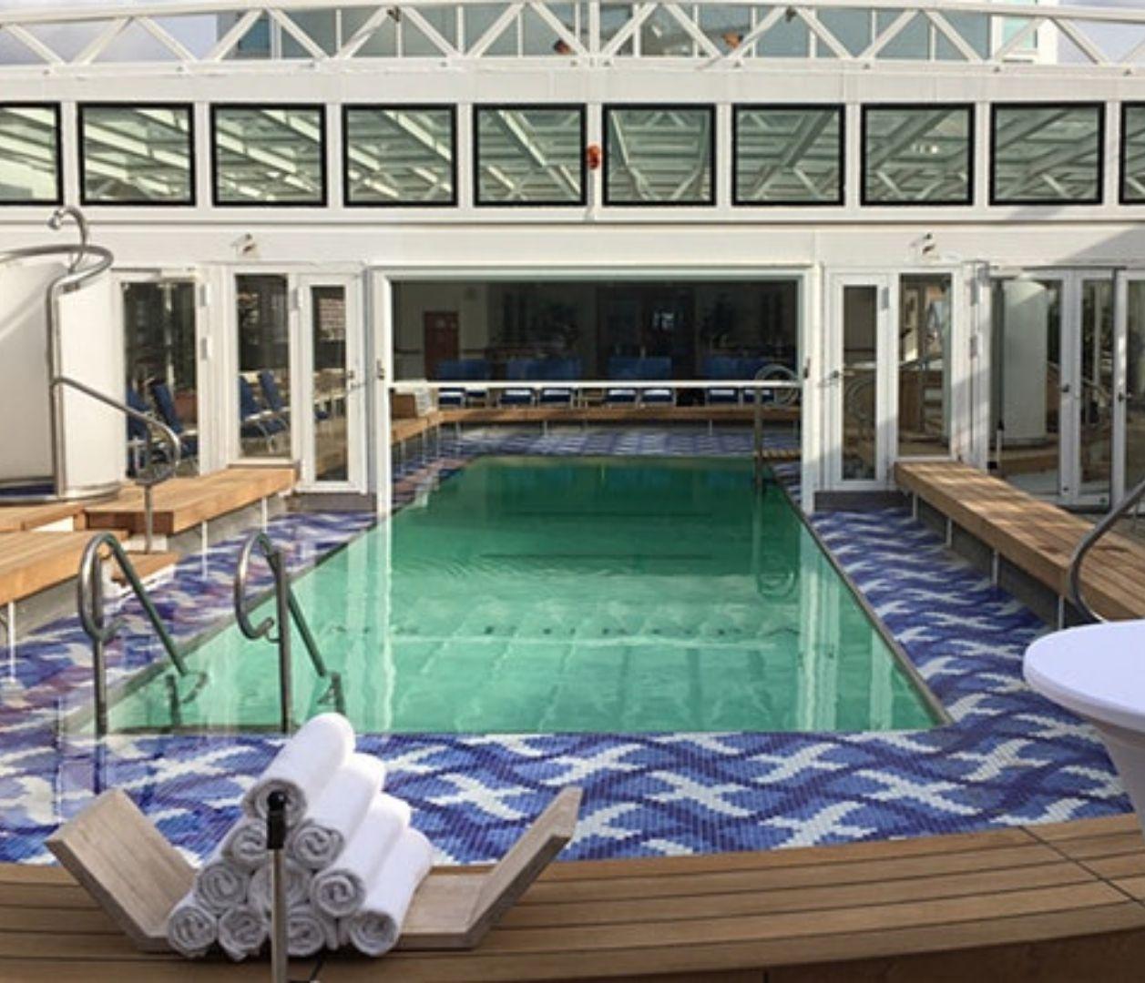 MS EUROPA Pool