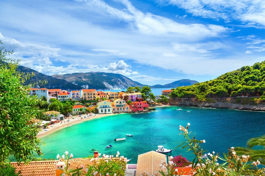 Mittelmeer Reiseeindrücke
