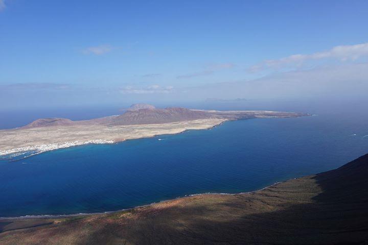 Lanzarote/ Ausblick zu La Graciosa