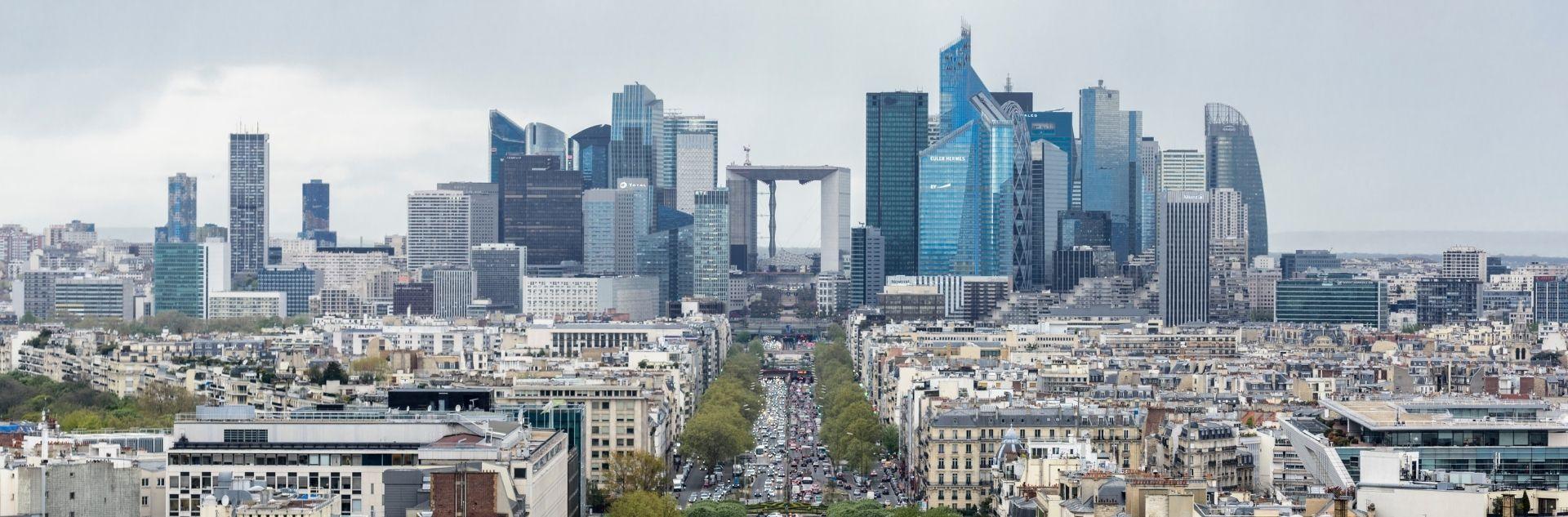 Paris Business Viertel