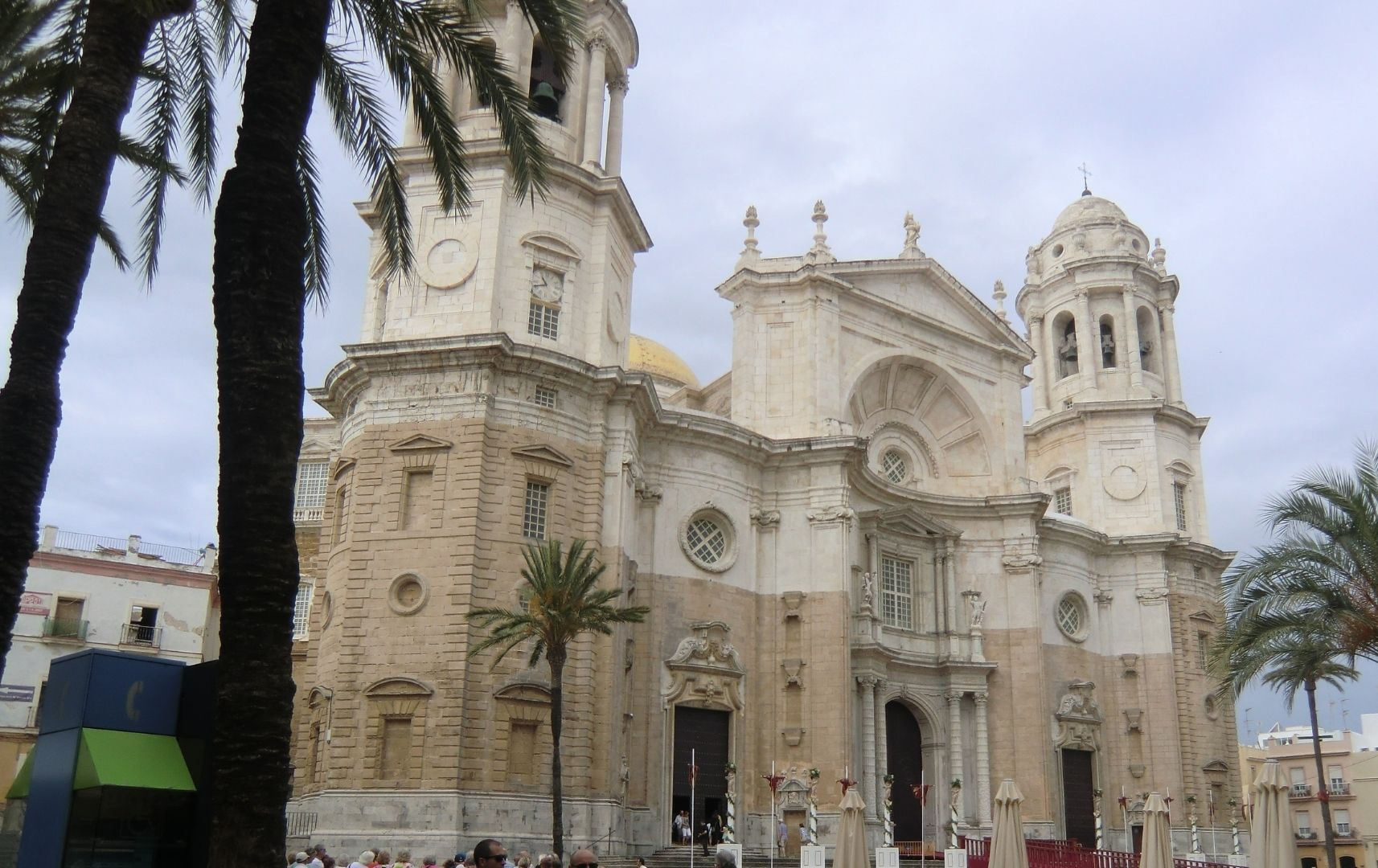 Spanien Andalusien Cadiz