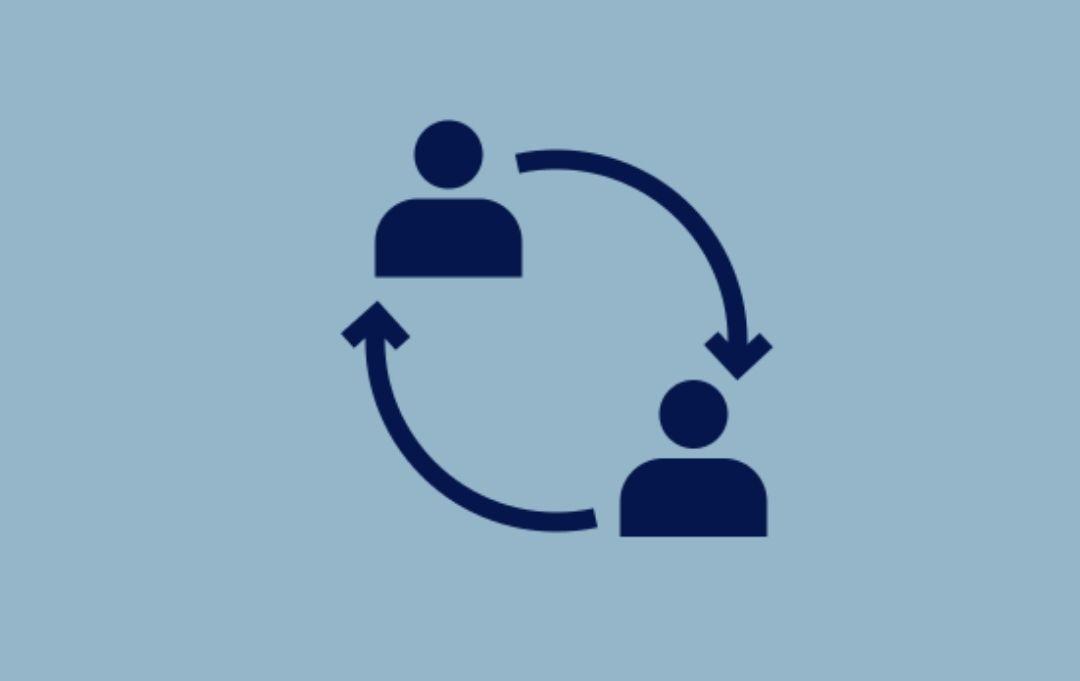 Symbol Kundenbeziehung
