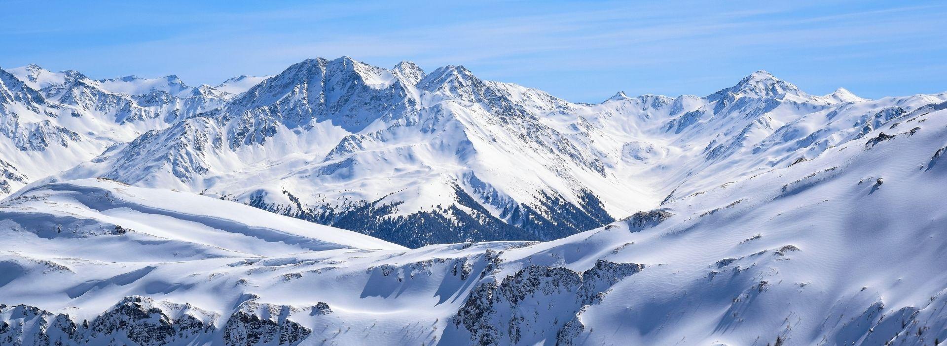 Schneeberge Tirol