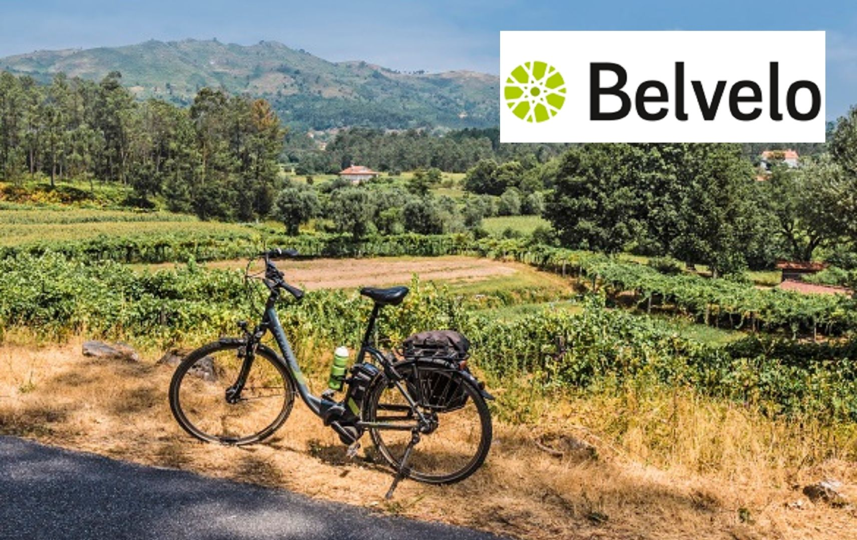 Belvelo Reisen, Fahrrad im Grünen
