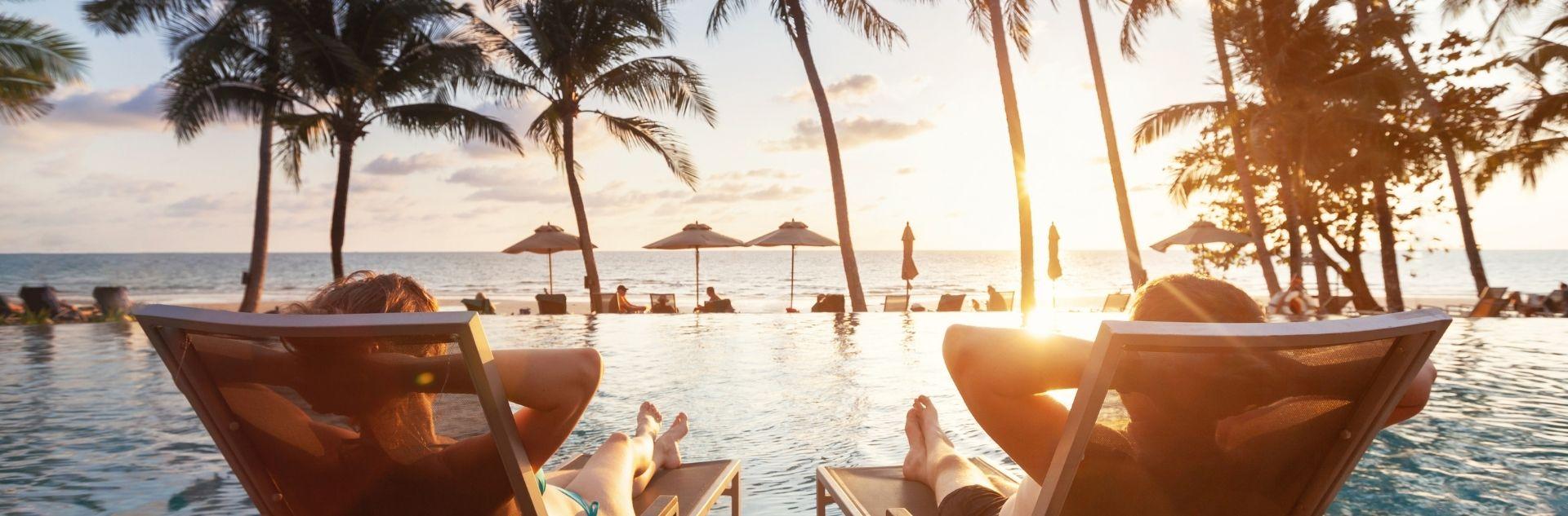 Urlaub buchen ohne Risiko - Flex-Tarife entdecken