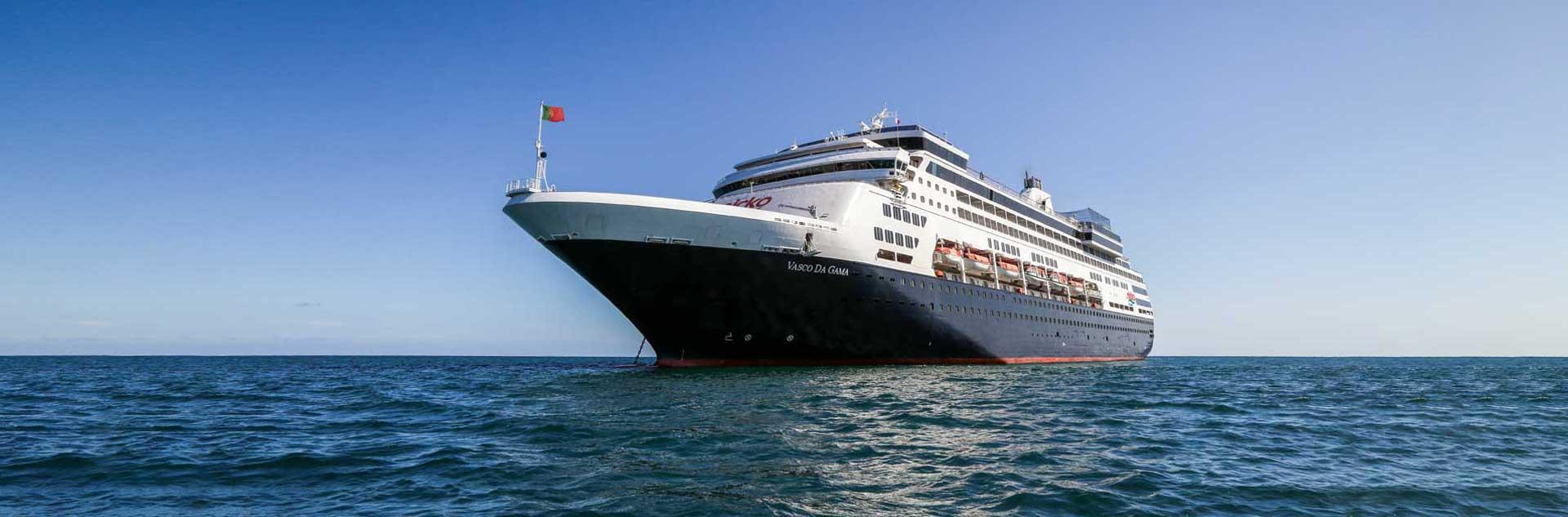 Kreuzfahrten auf Vasco da Gama