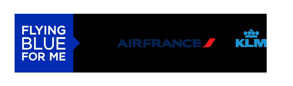 Logo Flying Blue Air France KLM