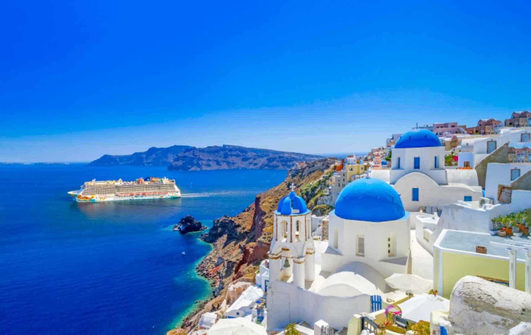 Griechische Inseln und Italien ab Rom (Civitavecchia)