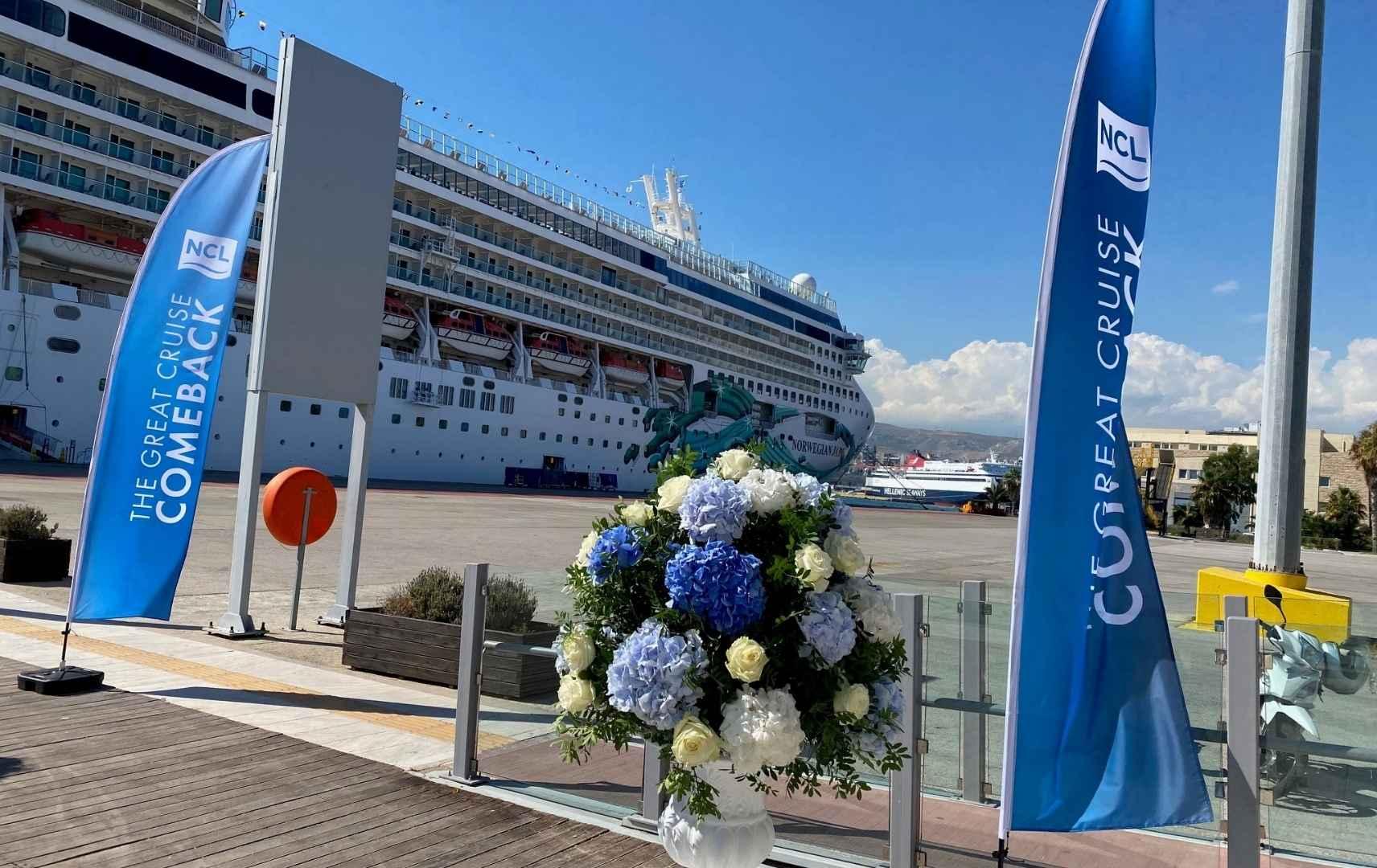 Cruise Comeback Norwegian Jade