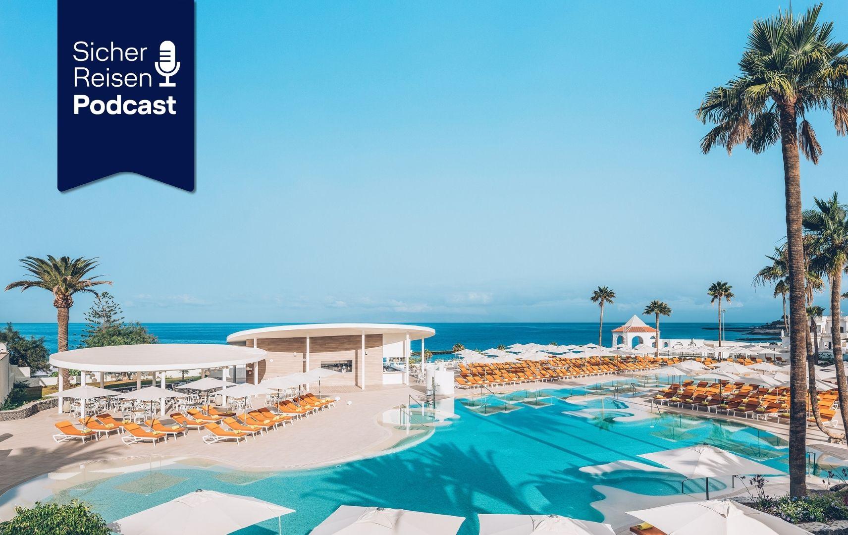 Pool Area Iberostar Selection Sabila Teneriffa