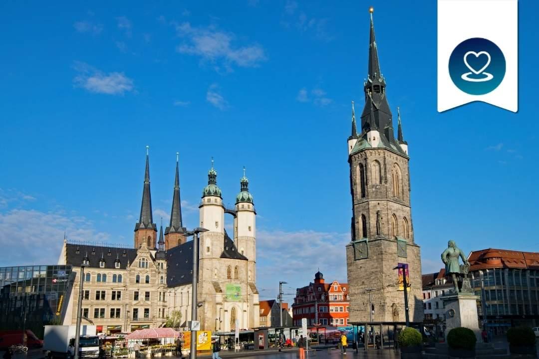 #heimatreise Kunst und Kultur in Mitteldeutschland - Halle, Händel, Himmelsscheibe