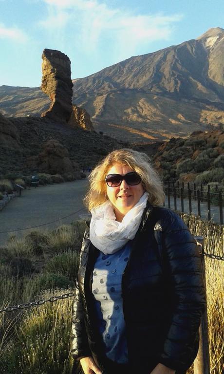 Manuelea Brukner vom Reisebüro Reeg auf den Kanaren