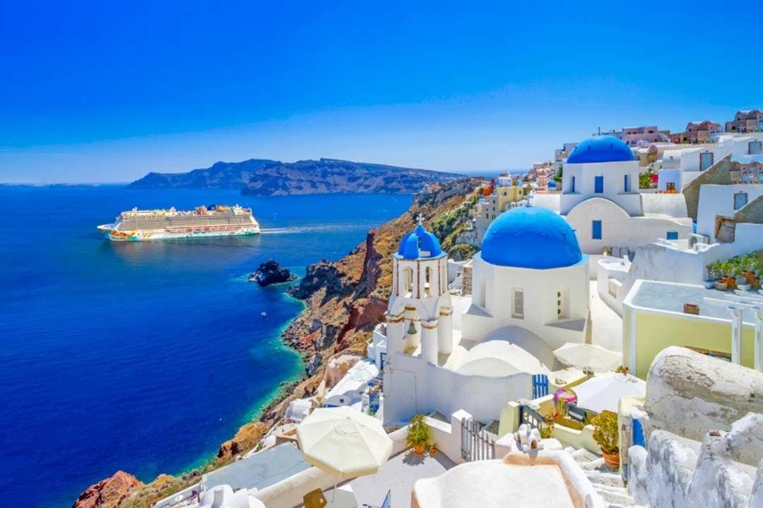 Mittelmeer mit Norwegian Getaway
