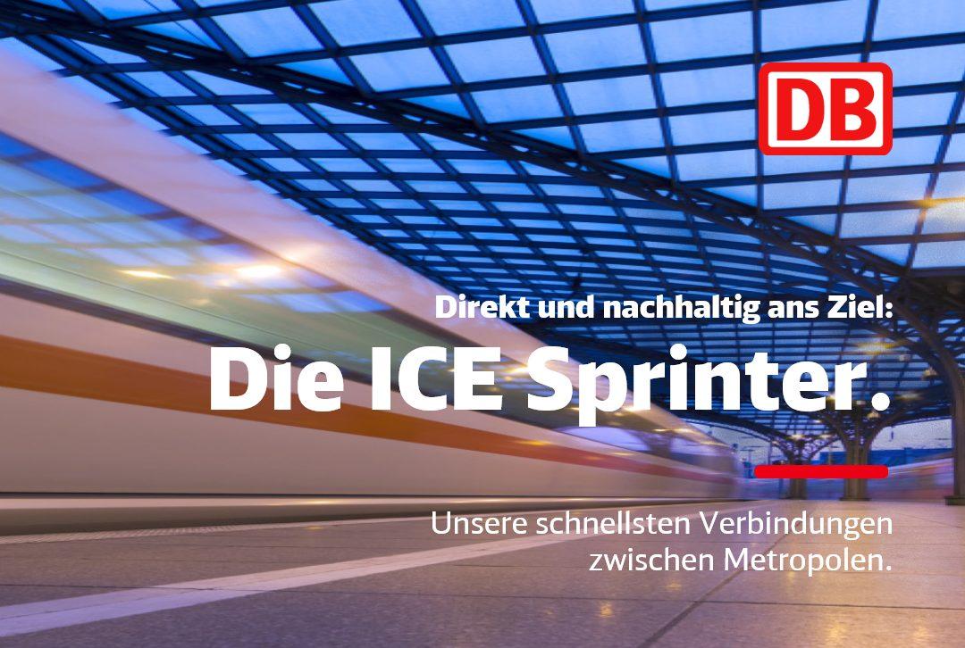 Banner DB ICE Sprinter