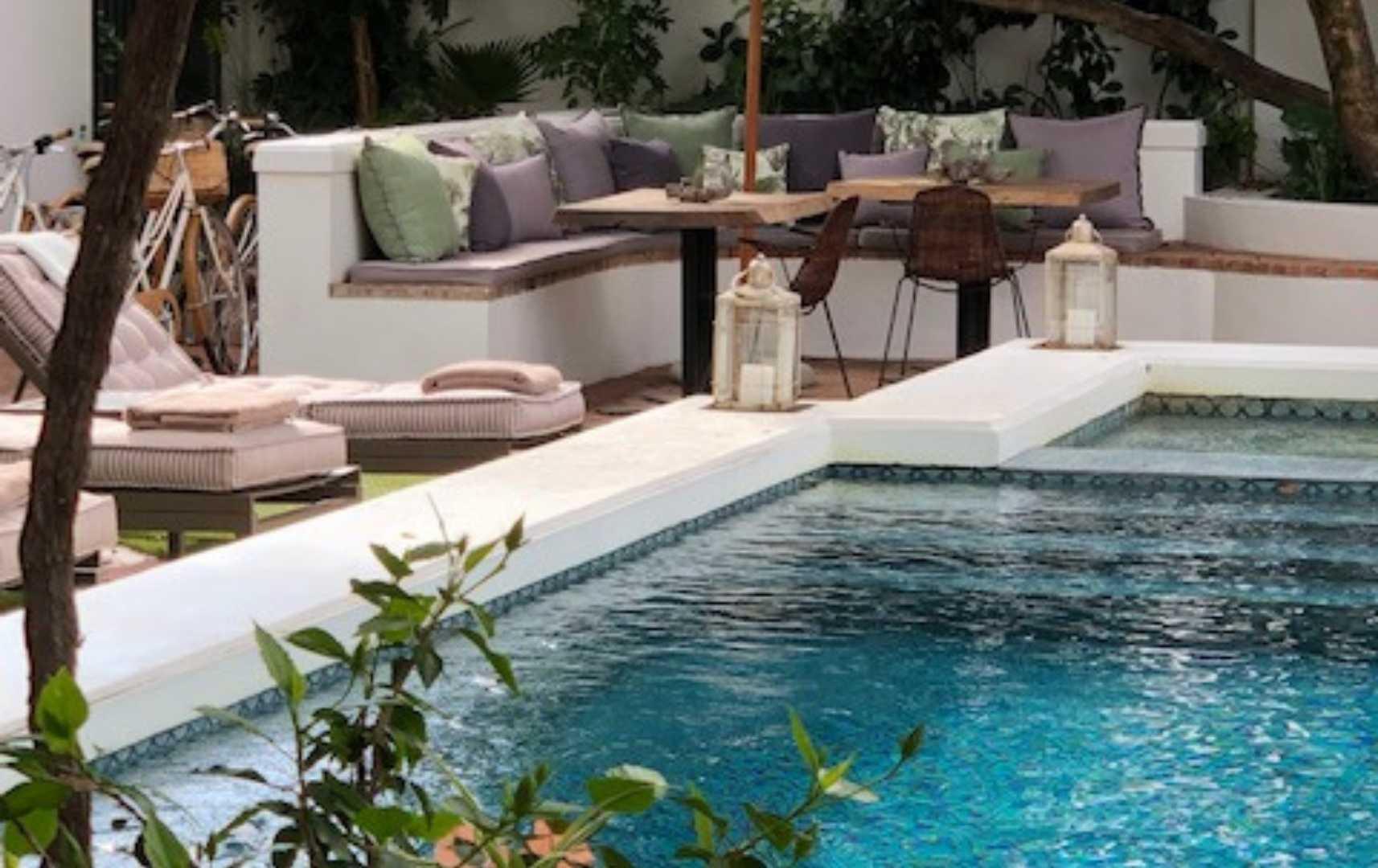 Boutique Hotel FRanschoek-Südafrika