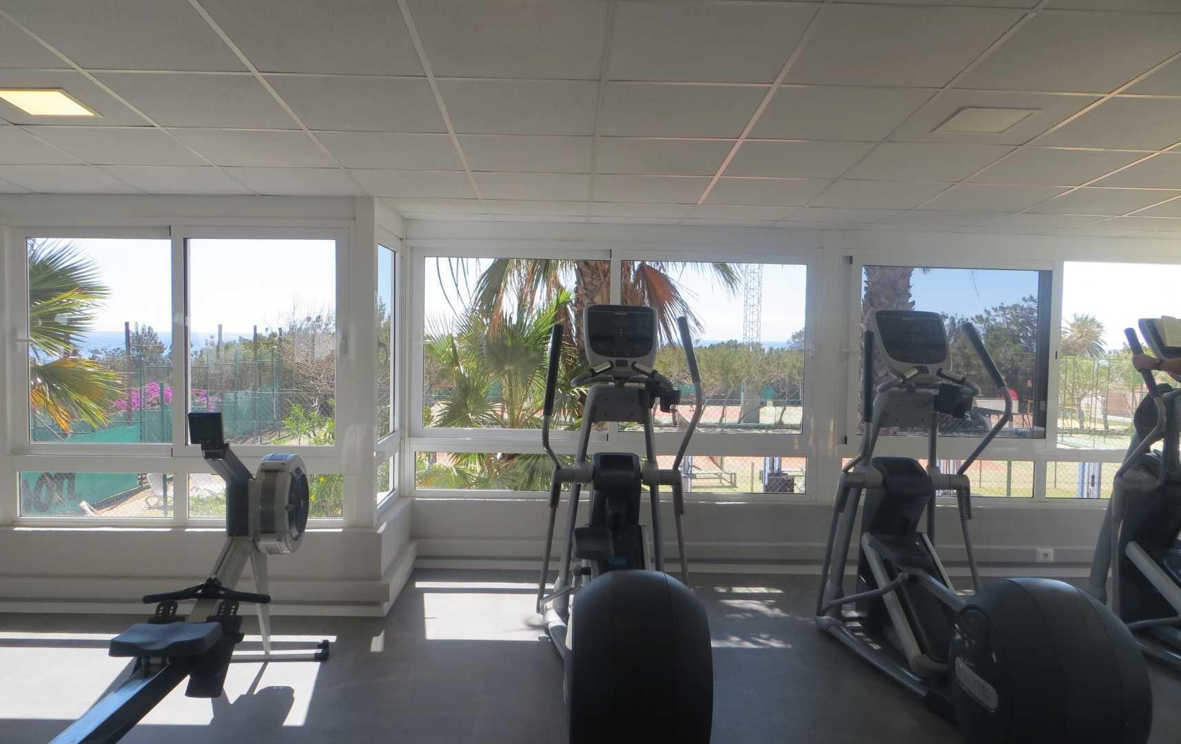 Fitnessraum - Aldiana