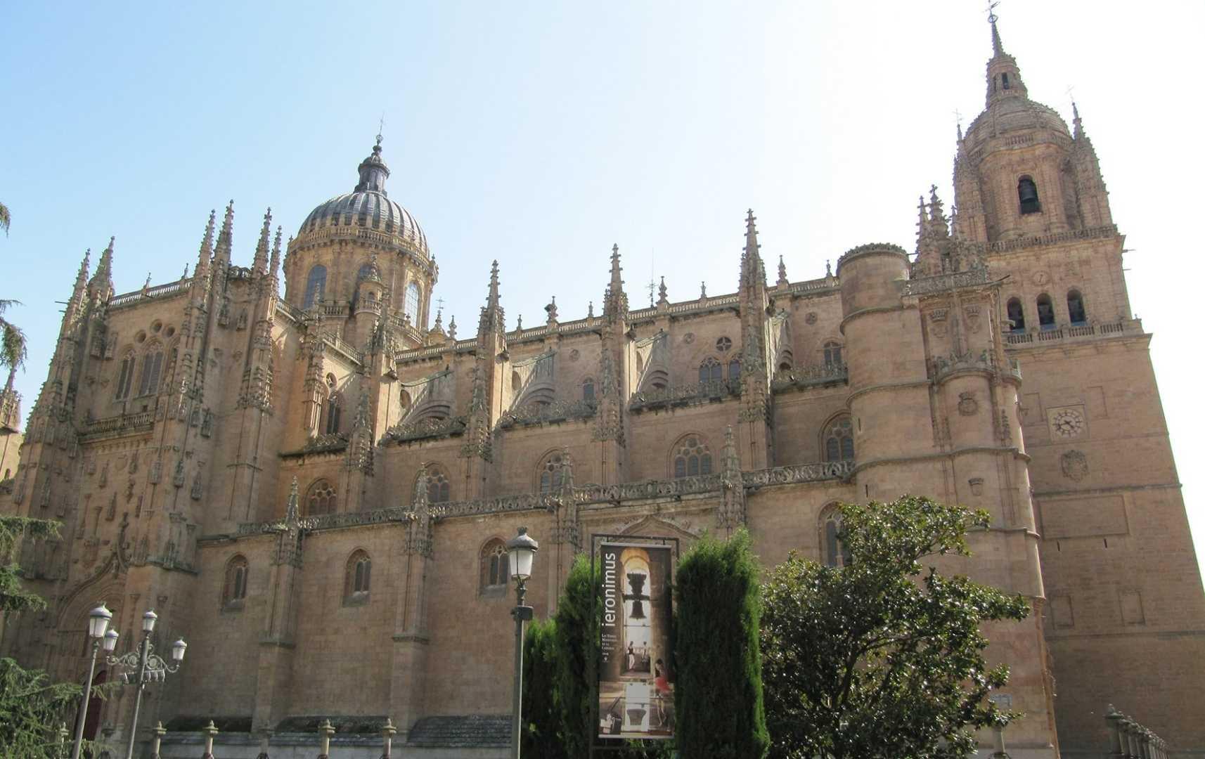 Kathedrale Salamanca - Douro