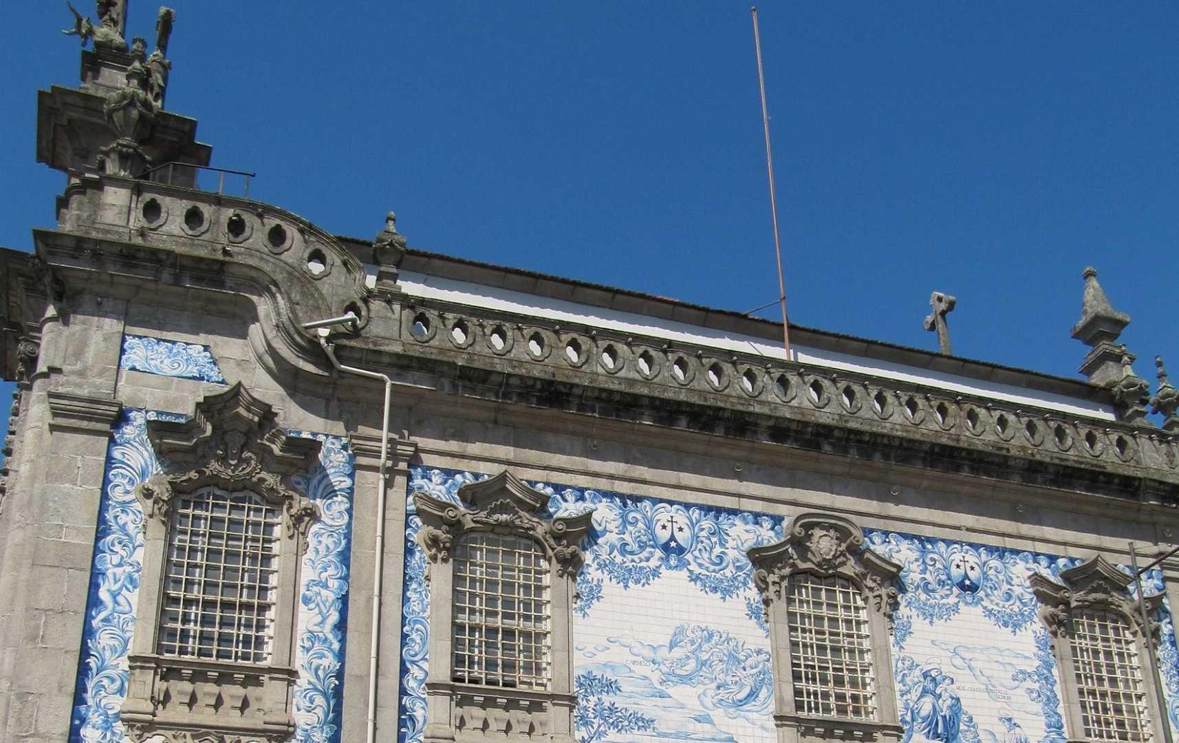 Kirche Porto - Douro
