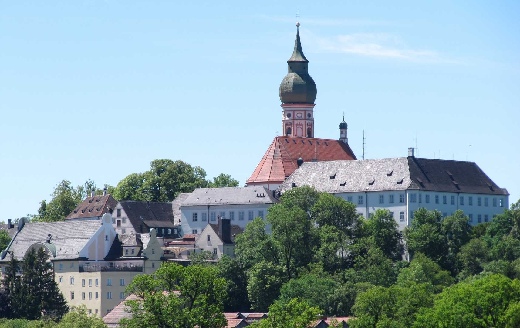 Kloster Andechs - Urlaub in Bayern