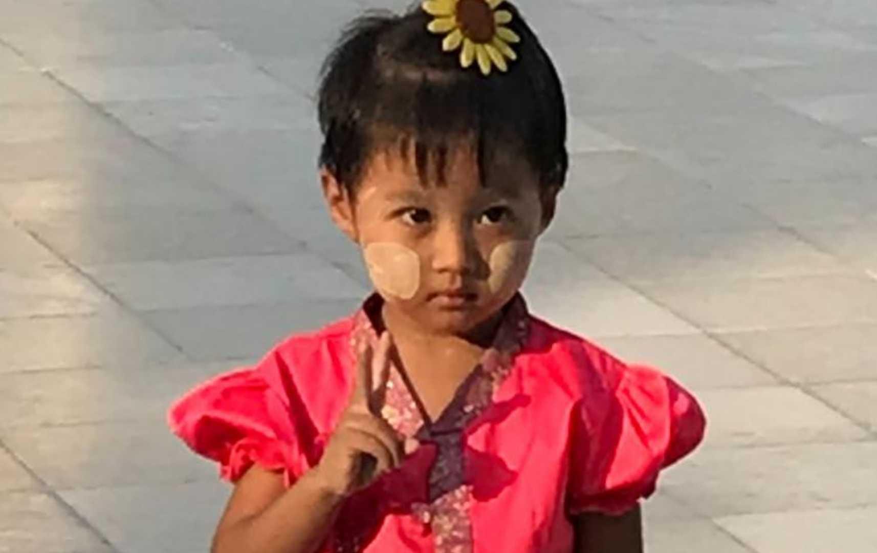 Mädchen - Myanmar