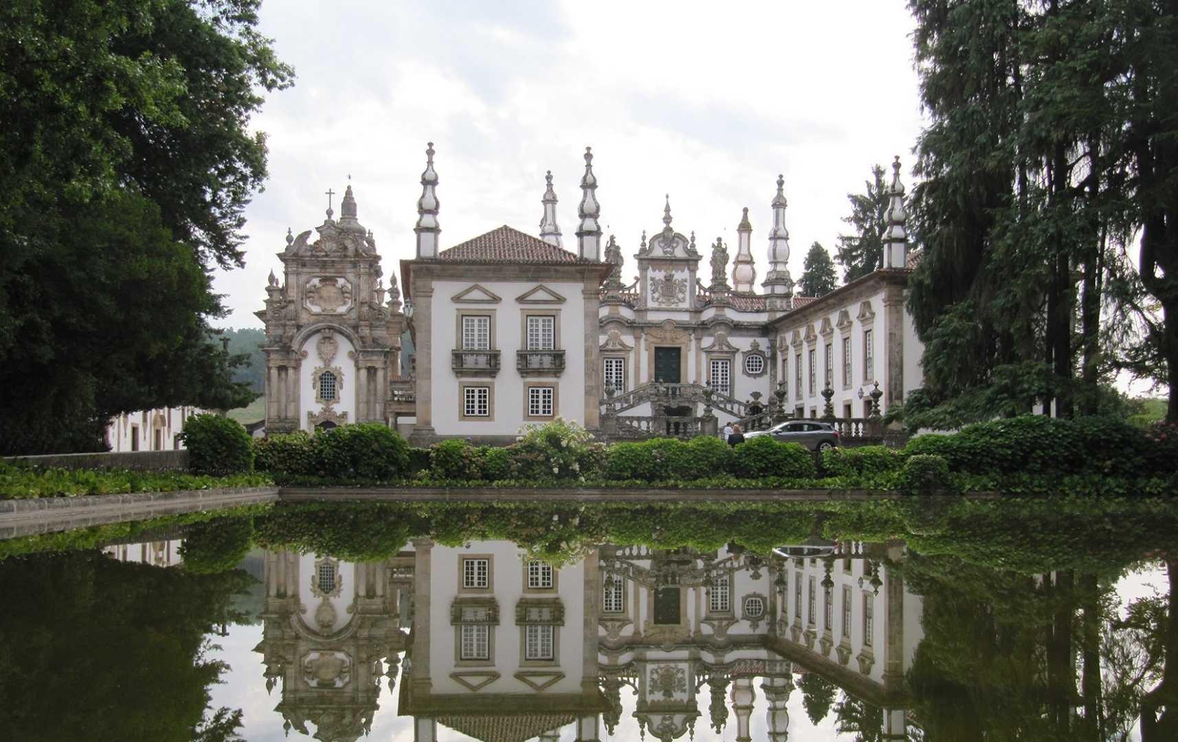 Mateus Palast - Douro