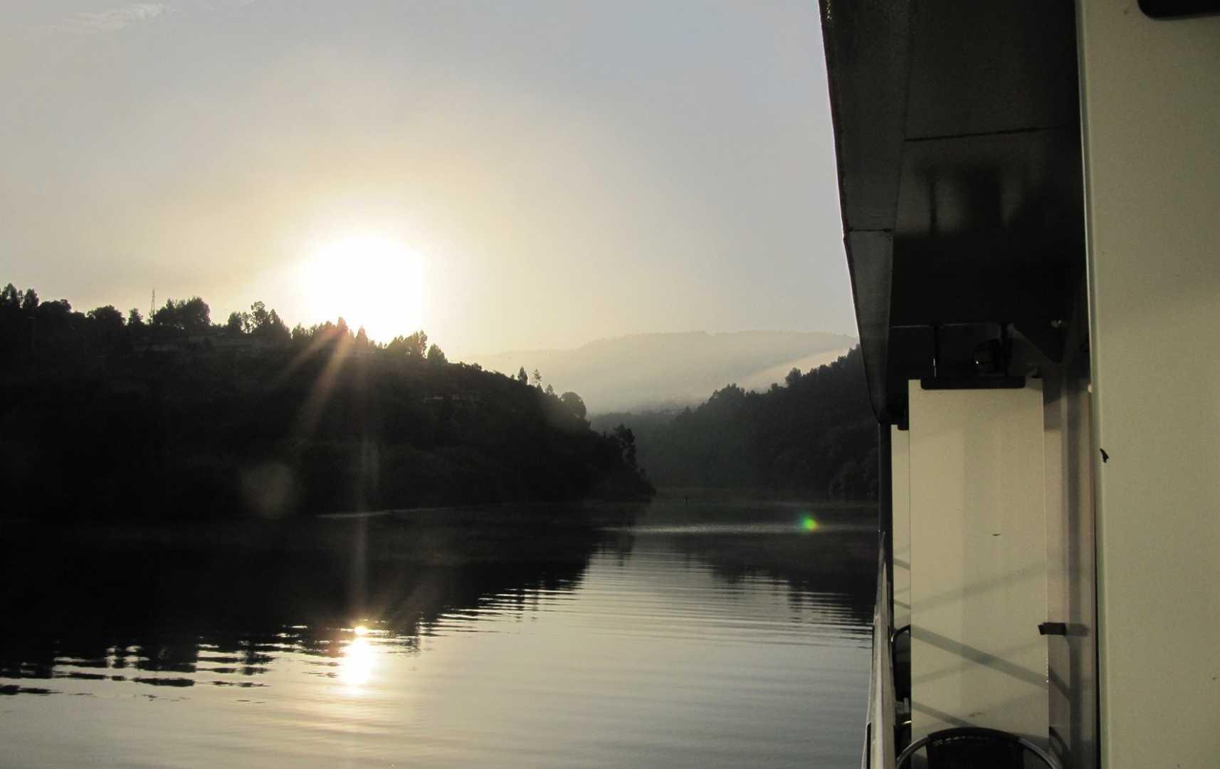Morgenstimmung - Douro