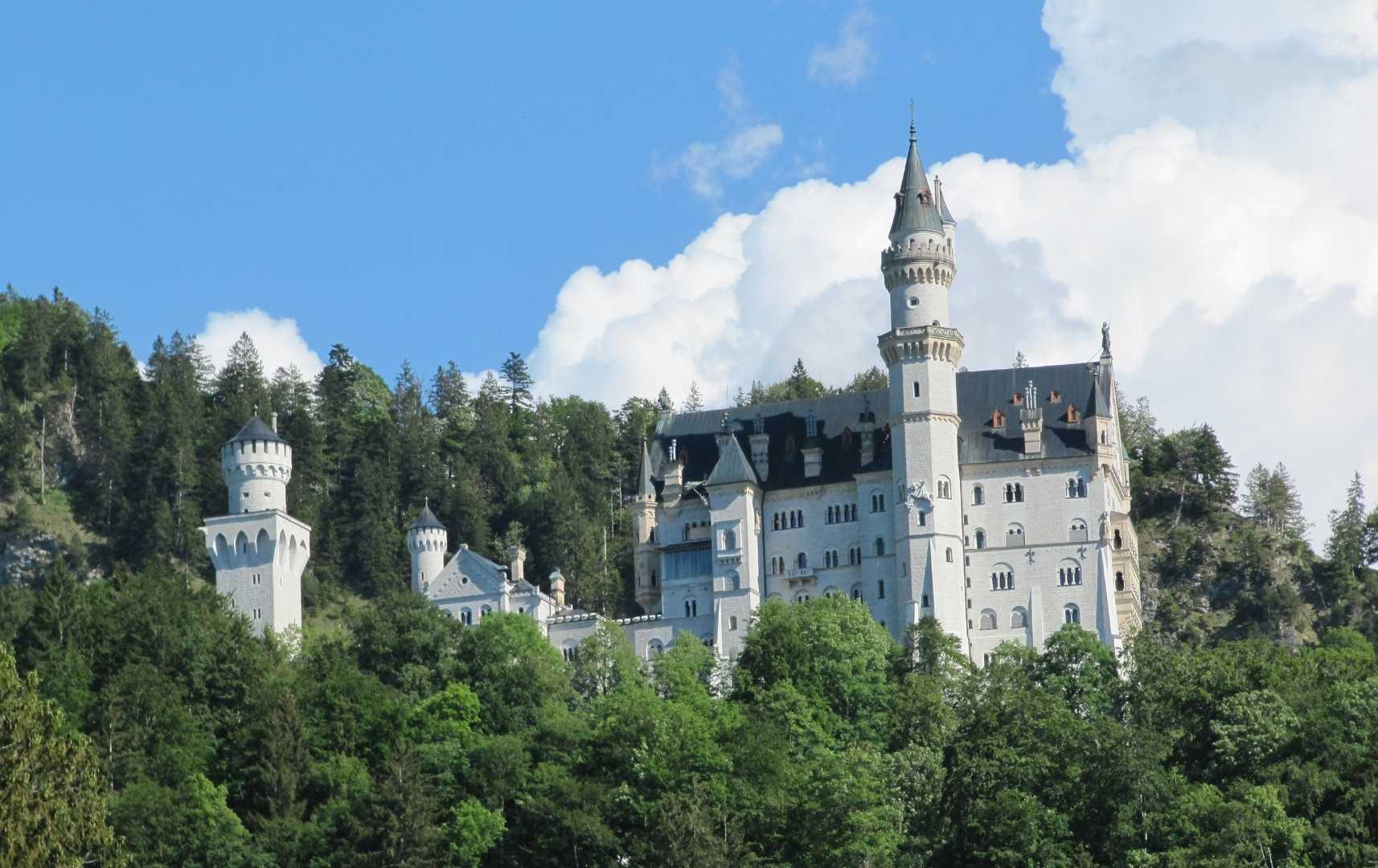 Neuschwanstein - Urlaub in Bayern