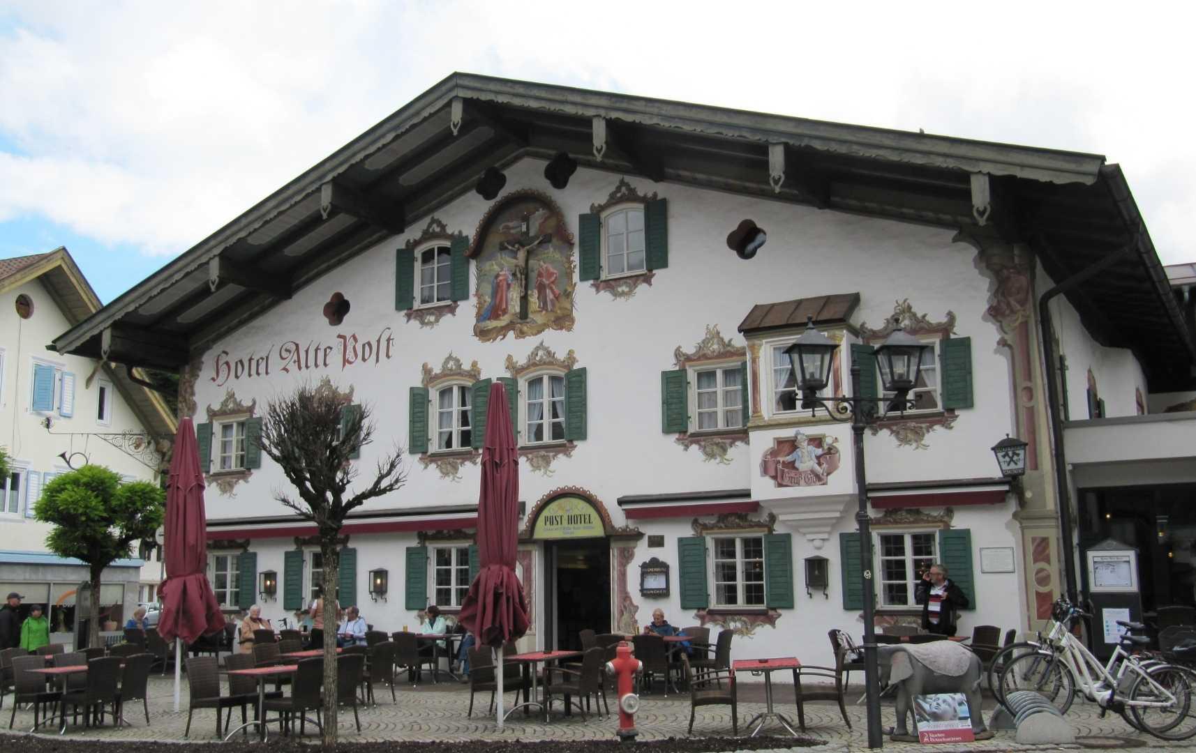 Oberammergau - Urlaub in Bayern