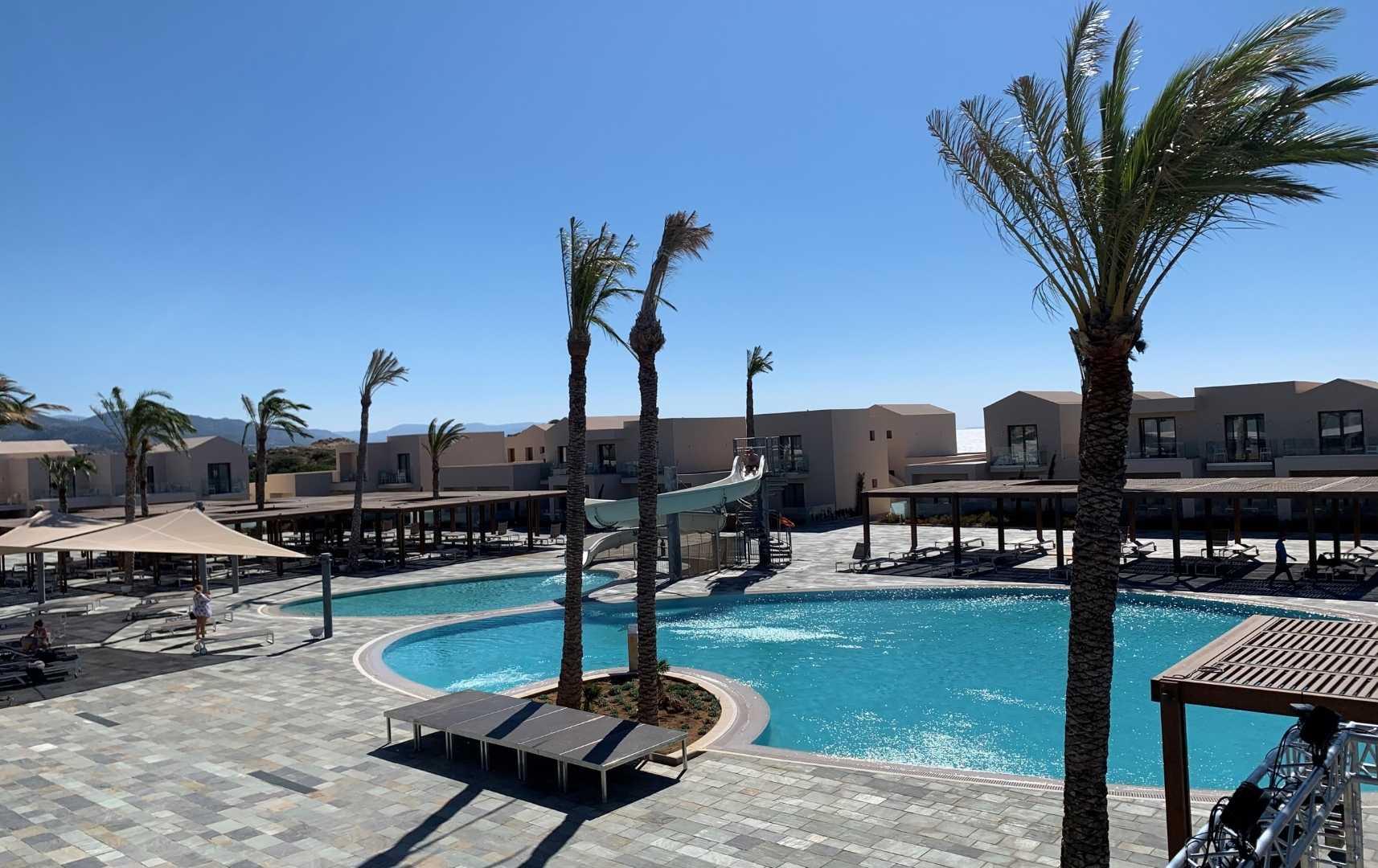 Pool Robinson - Kreta
