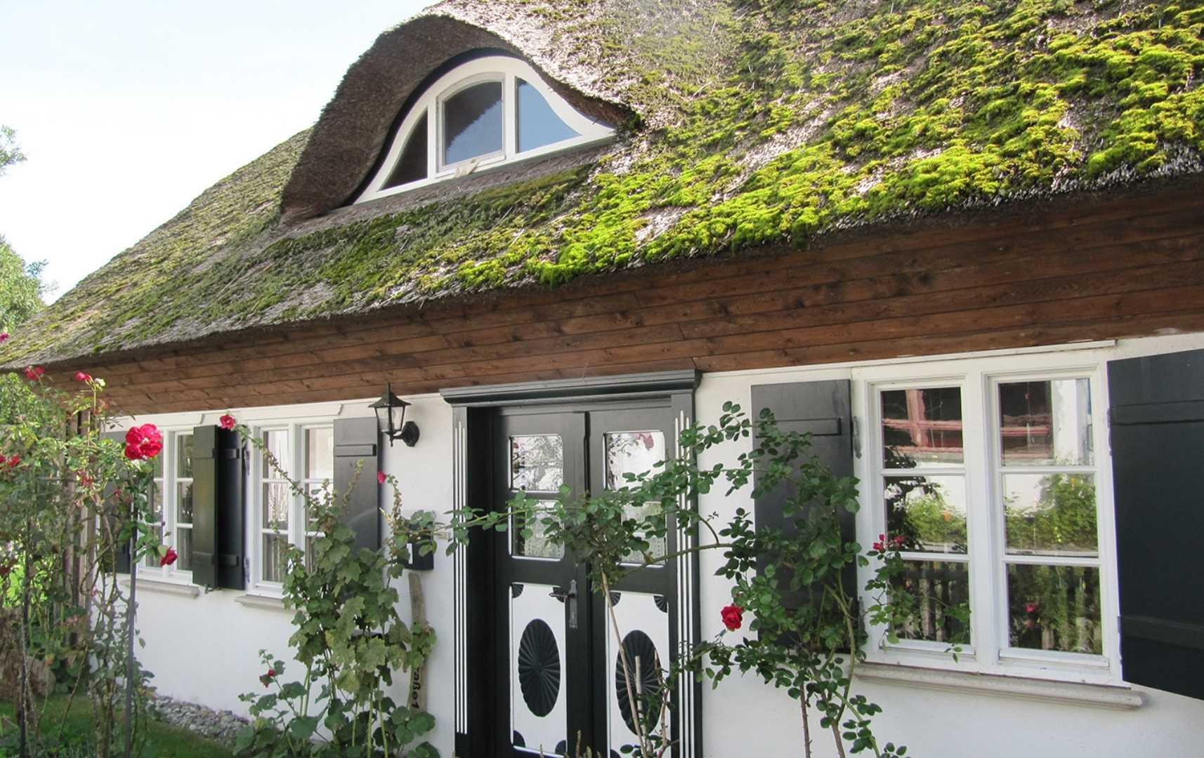 Reetdachhaus in Born - Fischland