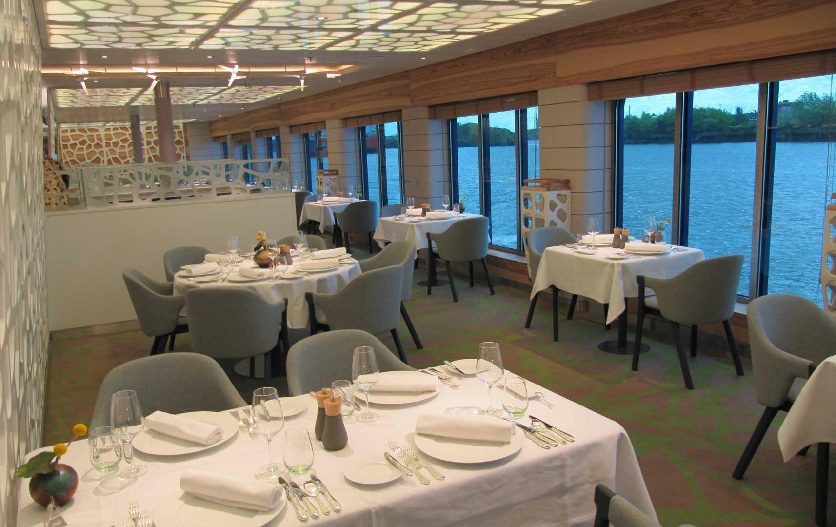 Restaurant HANSEATIC - Hanseatic Nature