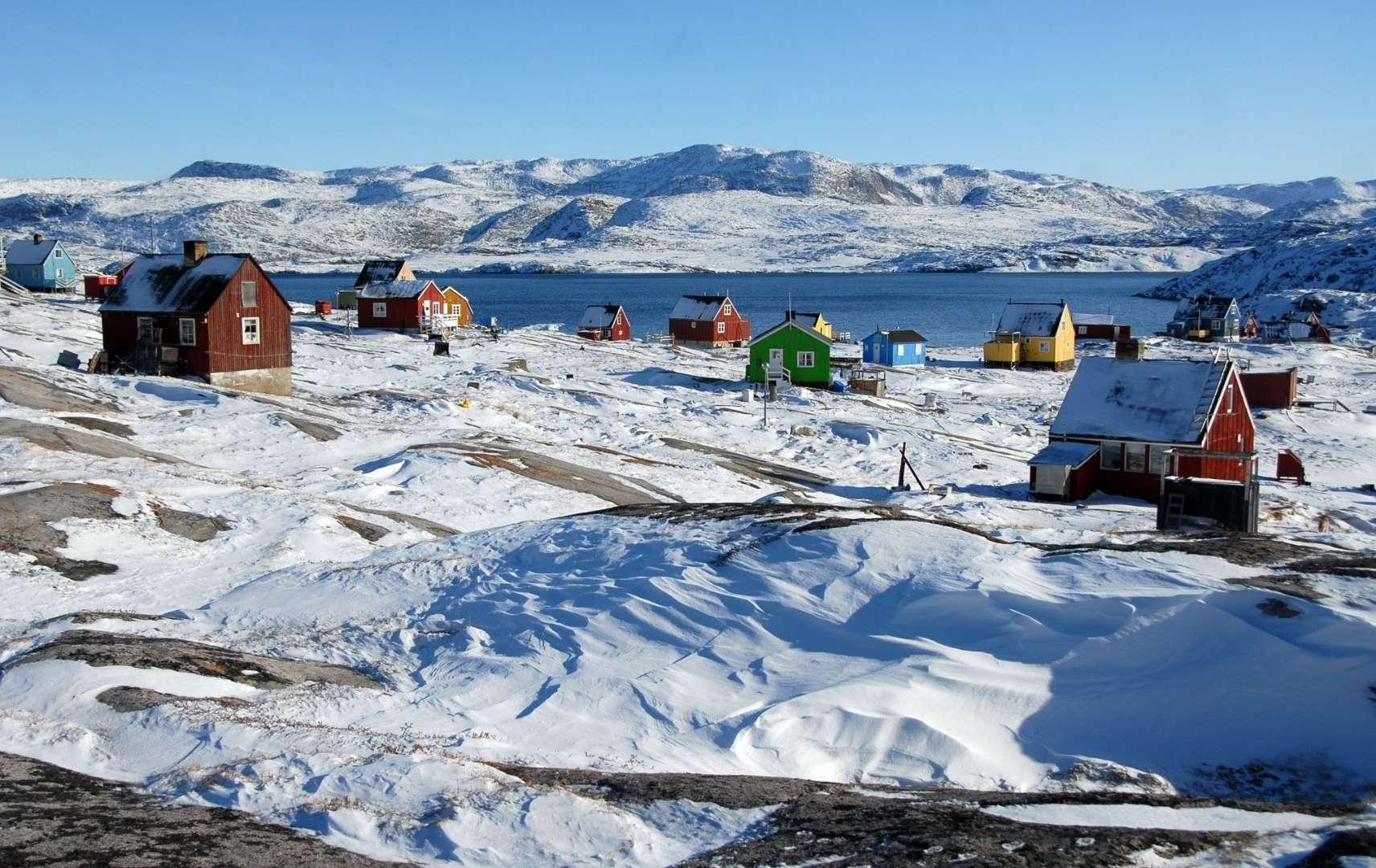 Rodebay in Grönland