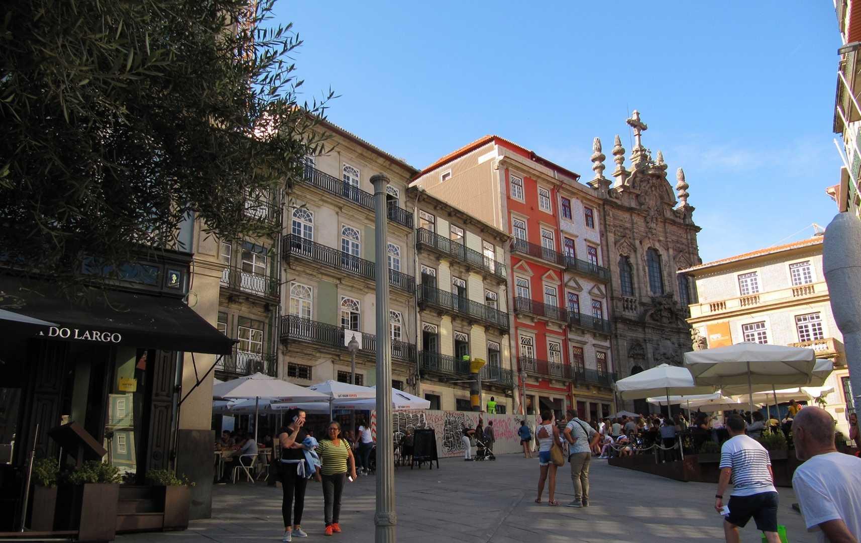 Rua Flores Porto - Douro