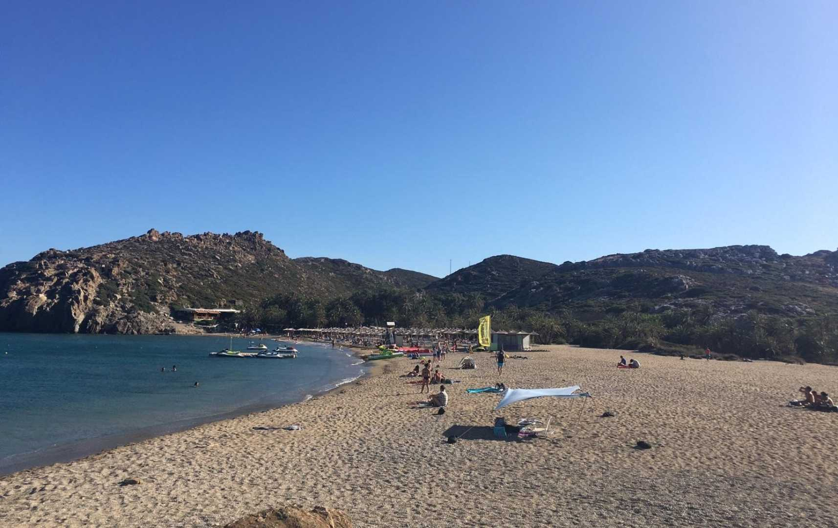 Strand - Kreta