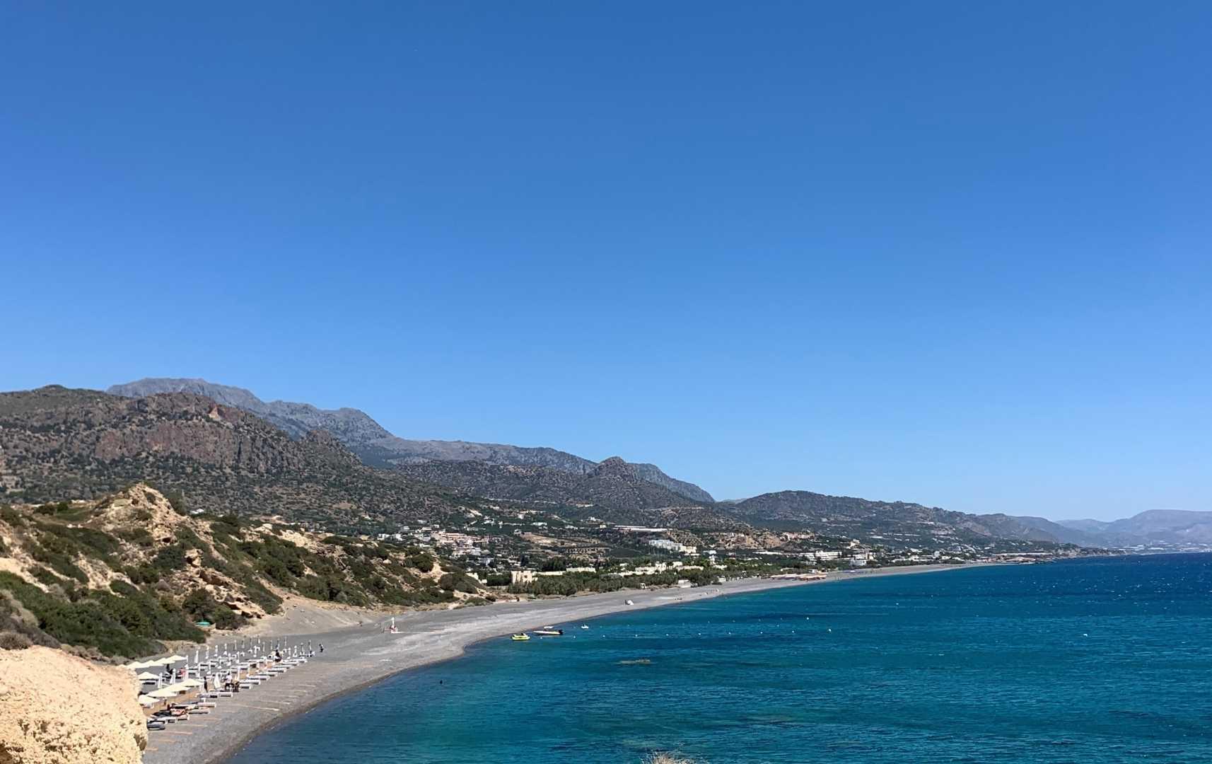 Strand Robinson - Kreta