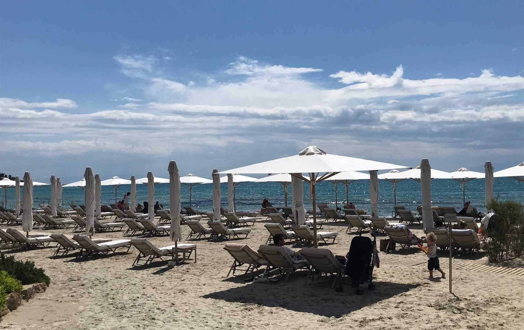 Strand Sani Resort - Chalkidiki