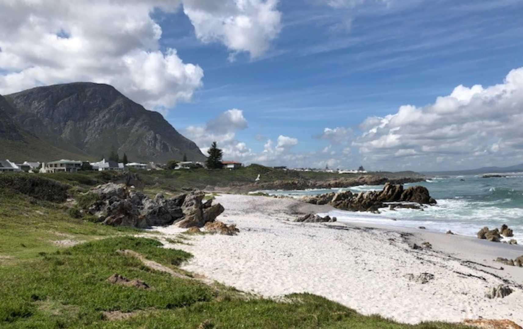 Strand an der Gartenroute-Südafrika