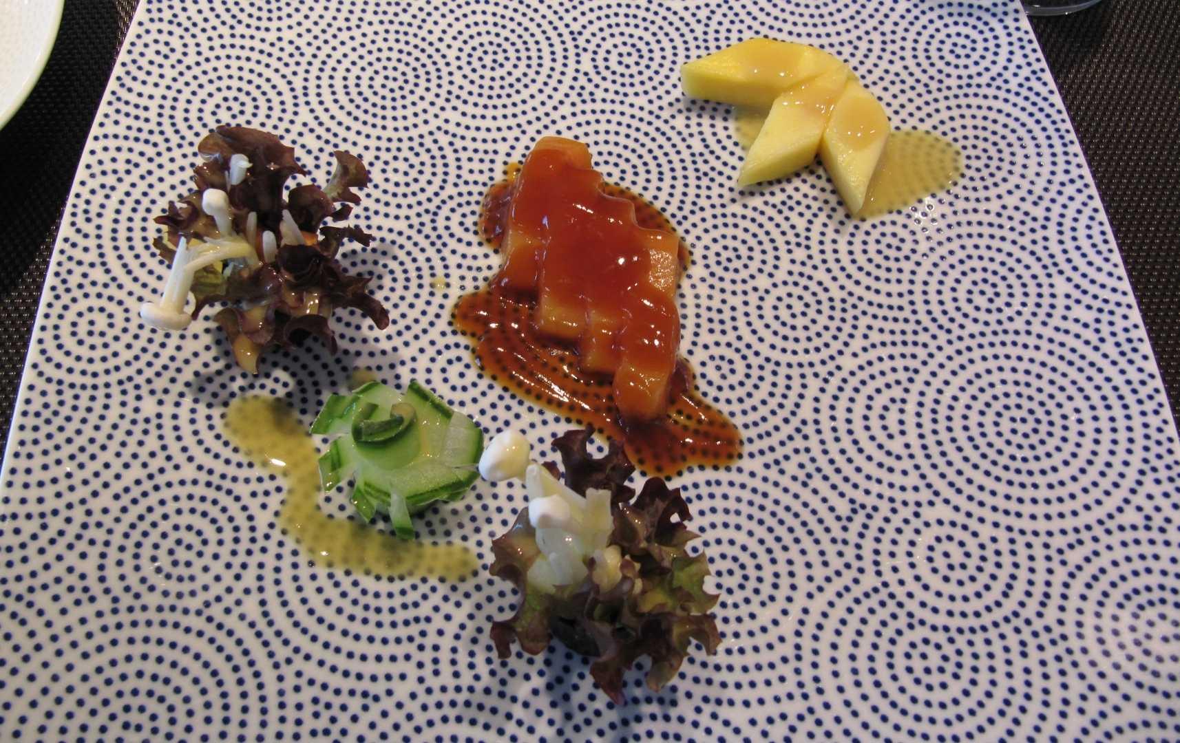 Sushi im Sakura - MS Europa 2