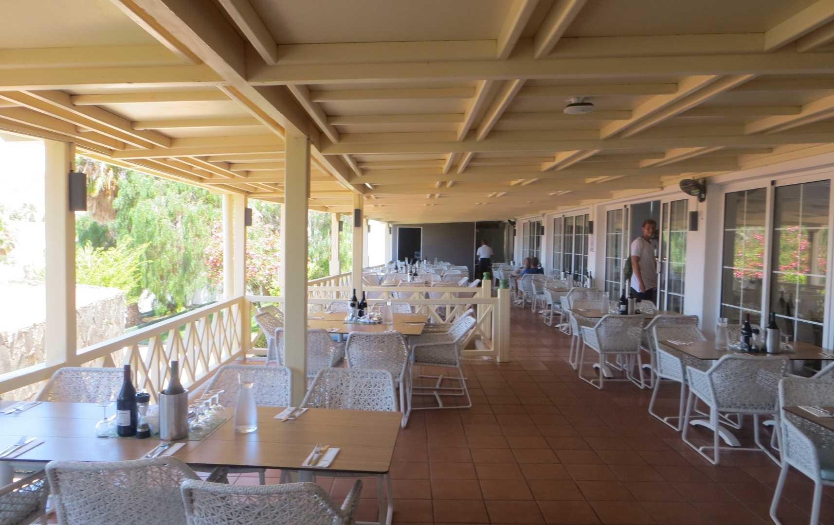 Terrasse Restaurant - Aldiana