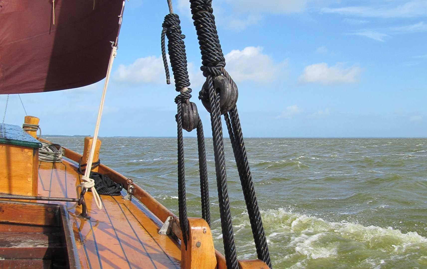 Zeesboot - Fischland