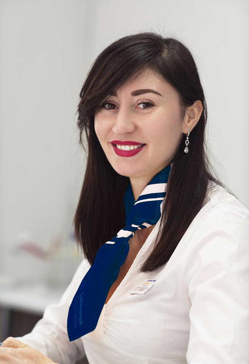 Irina Curdoglo